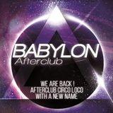 dj Biool @ Babylon afterclub - Grand Opening 25-10-2015