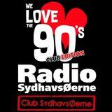 DJ Vision LIVE FM RIP - We Love The 90s / Club RS 09.09.2017
