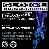 Blacklist #24 by Drumatick
