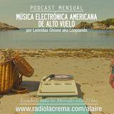 Radio La Crema - Córdoba Argentina - PODCAST OCTUBRE DJ LOOPIANDO