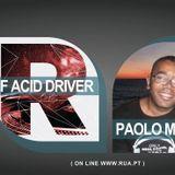 Johnny Def Acid Driver Classic Session & Paolo Matos Live set @ Raveolutions radio Show