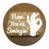 Now You're Swingin' Episode 05 Guest David Cleary