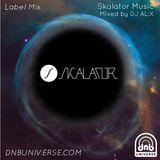Label Mix - Skalator Music - Mixed by DJ AL:X