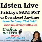 Knowledge is Power on Unlock Your Wealth Radio Today in 2012