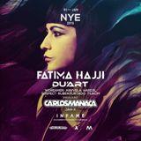 JAN-X @ Infame Club w/ Carlos Manaça, Fatima Hajji, Du´Art - NYE 2019 Special After 13H Nonstop