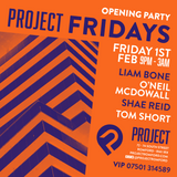 Project Opening Mix by Tom Short