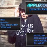 Heartbeatz Live MKE in a Trance 12-15-16