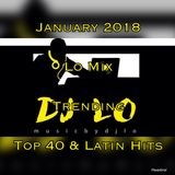 Lo Mix - Jan 2018 - Trending Top 40 & Latin Hits
