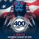 Pure NRG - Live @ FSOE 400 San Jose (City National Civic), 01-08-2015