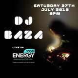DJ BAZA ENERGY1058UK 27-07-2019
