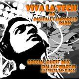 Grooving Set for Viva la Tech on Digitally Imported Radio