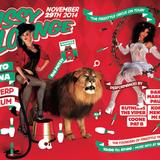 Paul Elstak /// Pussy Lounge Belgium Edition 2014