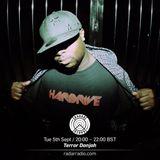 Terror Danjah (Hardrive Records) - 5th September 2017