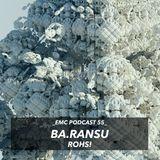 Ba.ransu podcast for E.M.C.