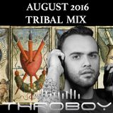 AUGUST 2016 TRIBAL MIX
