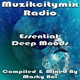 Marky Boi - Muzikcitymix Radio - Essential Deep Moods