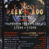 PHI-PHI @ 1 Year Peek-A-Boo @ Cirao Dance-Hall (Waregem):27-01-1995