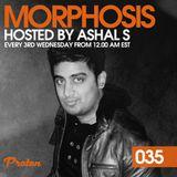 Morphosis 035 With Ashal S (15-11-2017)