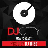 DJ CITY USA Podcast Mix 9-17