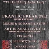 DJ RAXFU - The Beginning -