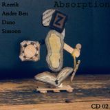 Absorption (Mixed by Reerik & Andre Ben & Dano & Simoon) CD 2.