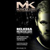 Belocca - Live @ Music Killers 89.5 Music FM 2015.11.10. (Part 1)