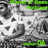 Planet Of Bass Podcast With Isak Gomez - POB06