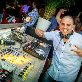 DJ Lalo-El Bandido - At Bachata Lounge Salsa Area Set 2
