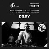 Bondage Music Radio #62 mixed by Dilby