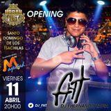 REGGAETON URBAN FEST SANTO DOMINGO (DJ Fhernando Tapia)