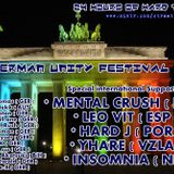 Leo-Vit @ GERMAN UNITY FESTIVAL - Germany (hardtechno-schranz) 05/10/2013