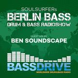 Berlin Bass 069 - Guest Mix by BEN SOUNDSCAPE
