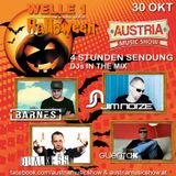 Austria Music Show HALLOWEEN - Welle1 Radio (30.10.2015) Jim Noize in the Mix (hosted by Guenta K.)