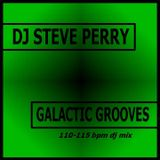 GALACTIC GROOVES 110-115 bpm dj mix summer 2013 by Dj Steve Perry