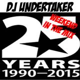 DJ UNDERTAKER 25 YEARS IN THE MIX