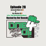One 4 All Radioshow Episode 28 - Ko-Neckst - Jurassik Mark - Def Benski - Back Q - Lord Fader