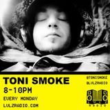 TONI SMOKE | 001 | 7.12.15 | @LVLZRADIO