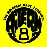 Altern 8 Live - Shelleys car park - Longton - 15.9.91
