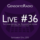 Gensokyo Radio Live #36: The Calm Before the TouhouCon Storm