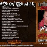 Hard Rock Hell Radio - The Fix! 19.07 24 Feb 19 - A music show for Rivets