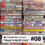Music Juice#4.8_Tribute To My 80's Vol 2_Paranoise Radio_30 Nov 2016