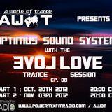 C-79 @ AWOT Evol lovE Trance Session Ep. 08