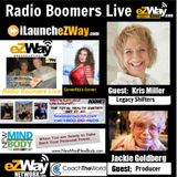 Radio Boomers Live Ep 300 Feat. Kris Miller Legacy Shifters, Pink Lady
