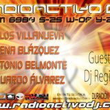 RADIOACTIVO DJ 08-2017 BY CARLOS VILLANUEVA