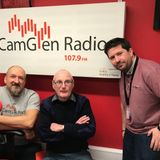Derek McCutcheon interviews Paul and Ron from South Lanarkshire's Men's Shed