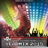 The Dizzy DJ - about a dizzy year: YEARMIX 2015