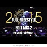 Full Freestyle Edit Mix 2 - DJ Carlos C4 Ramos
