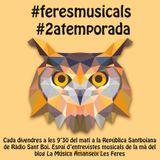 3 novembre 17: Feres Musicals entrevista a EL SENYOR PEIX i salutació de Gertrudis