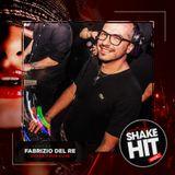 SHAKE YOUR CLUB by FABRIZIO DEL RE - PUNTATA DEL 18.06.2019