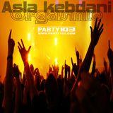 Asla Kebdani - Orgasmic 8 (October 7th, 2014)